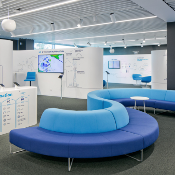 Comarch showroom
