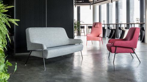 Fotele, kanapy i inne siedziska