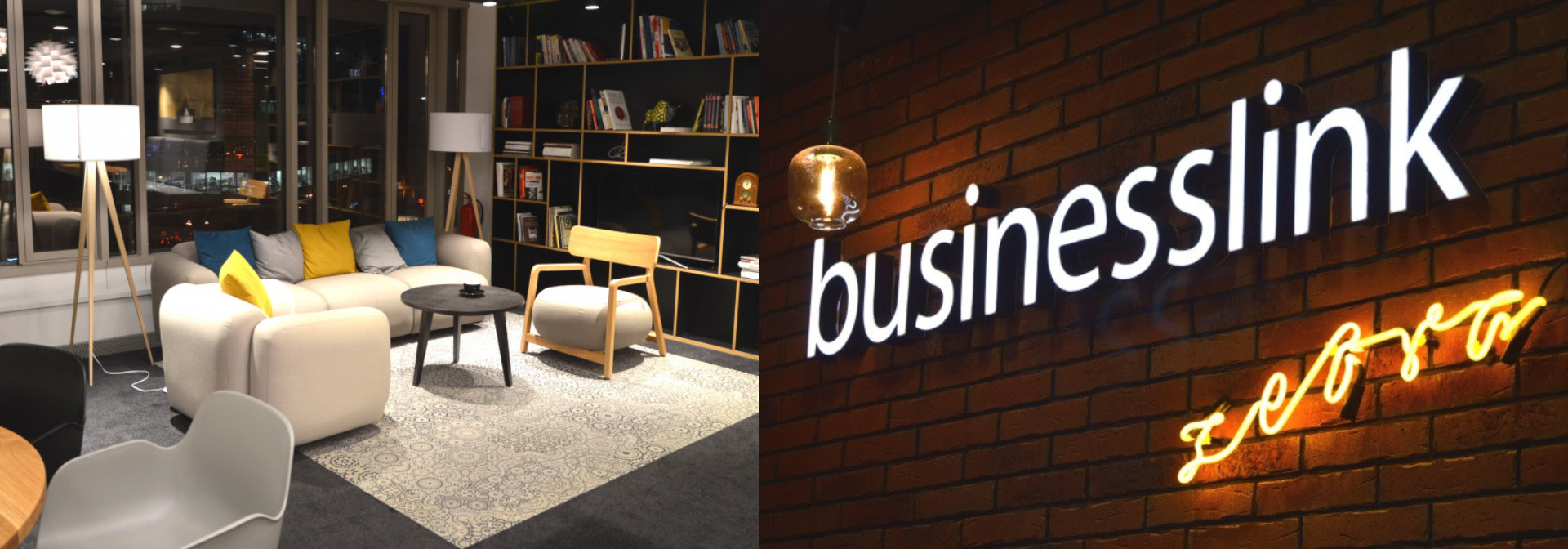 Business Link - Zebra