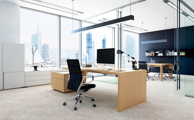 biurko komputerowe Ostin