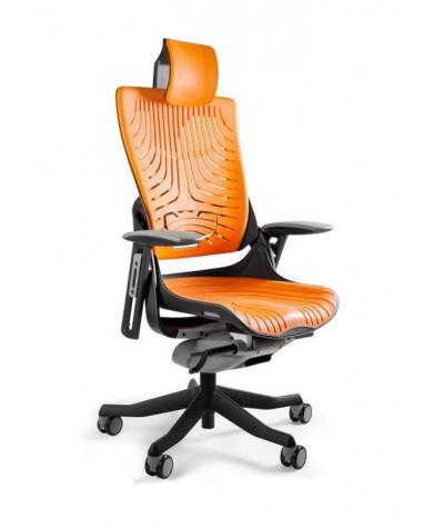 Fotel biurowy Wau Elostomer...