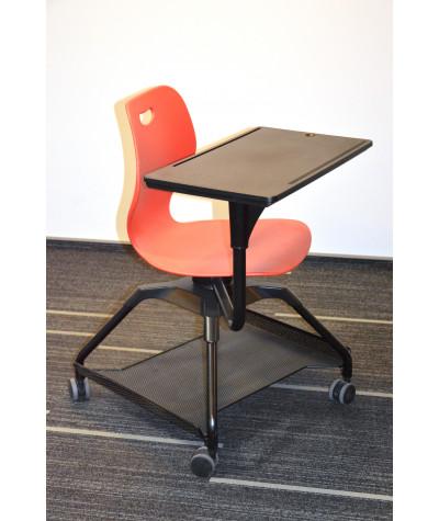 Mobilne krzesło studenckie...