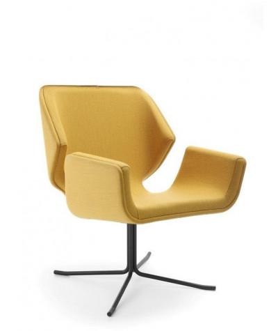 Fotel biurowy Booi BO 4L2
