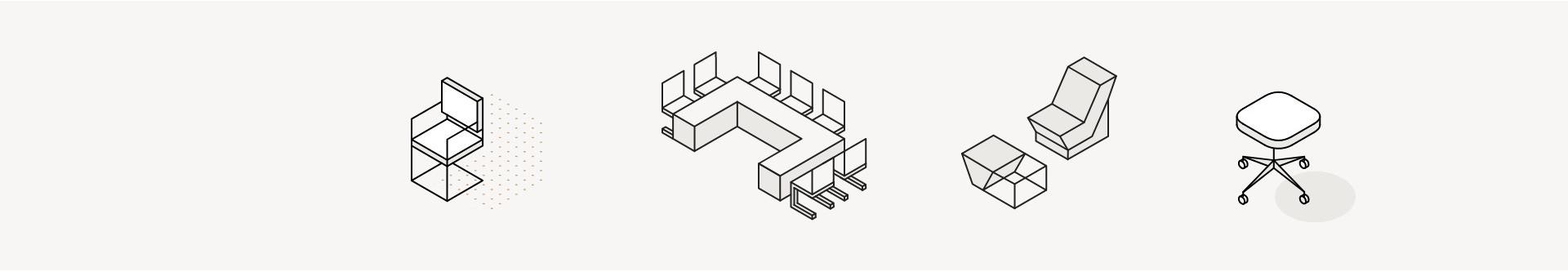 Fotele siatkowe